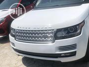 Land Rover Range Rover Vogue 2016 White | Cars for sale in Lagos State, Lekki Phase 2