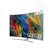 """Samsung 65"""" Q8C Qled Curved 4K Uhd   TV & DVD Equipment for sale in Rivers State, Port-Harcourt"""