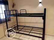 Hostels Double Bunk Bed. (2.5x6ft) And (3x6ft) Strong And Durable. | Furniture for sale in Lagos State, Ojo