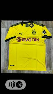 Dortumond 2019/20 Home Jersey   Sports Equipment for sale in Lagos State, Lagos Mainland