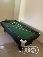 Imported Snooker Board With Double Accessories | Sports Equipment for sale in Abuja (FCT) State, Guzape District