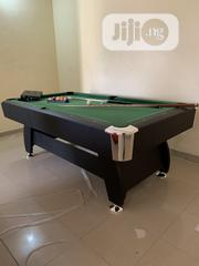 New Pool Table With Complete Accessories | Sports Equipment for sale in Abuja (FCT) State, Kabusa