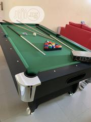 Imported Snooker Table With Double Accessories | Sports Equipment for sale in Kwara State, Ilorin South