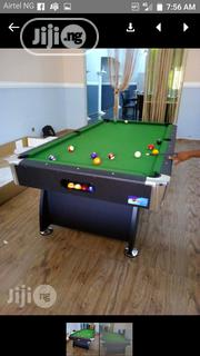 8ft Snooker Table With Accessories | Sports Equipment for sale in Lagos State, Surulere