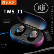 True Wireless Bluetooth TWS-T1 | Accessories for Mobile Phones & Tablets for sale in Lagos State, Ikeja