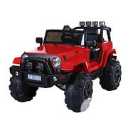 Jeep Wrangler Ride On Red Battery Car | Toys for sale in Rivers State, Port-Harcourt