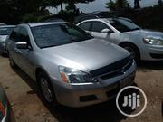 Honda Accord 2.4 Exec Automatic 2007 Silver | Cars for sale in Abuja (FCT) State, Galadimawa