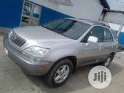 Lexus RX 2002 Silver | Cars for sale in Rivers State, Port-Harcourt