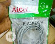 AICO 5m Patch Cord | Accessories & Supplies for Electronics for sale in Lagos State, Ikeja