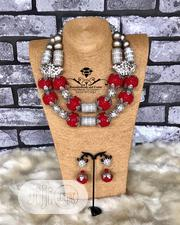 Beaded Jewelry (Necklace and Earrings) | Jewelry for sale in Lagos State, Badagry