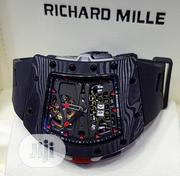 Richard Mille Men Wristwatch Available As Seen Order Yours Now | Watches for sale in Lagos State, Lagos Island