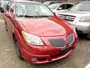 Pontiac Vibe 2009 Red | Cars for sale in Lagos State, Isolo