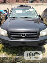 Toyota Highlander Limited V6 4x4 2004 Black   Cars for sale in Lagos State, Amuwo-Odofin