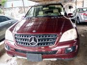 Mercedes-Benz M Class 2007 Red | Cars for sale in Lagos State, Isolo