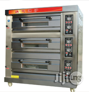 Gas Deck Oven ML-6 | Industrial Ovens for sale in Abuja (FCT) State, Kaura