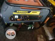 Firman Rugged Gasoline RD8910EX | Electrical Equipments for sale in Lagos State, Yaba
