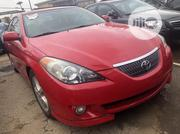 New Toyota Solara 2005 Red | Cars for sale in Lagos State, Ikeja