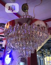 Massive Gold Chandler Can Be Used In Sitting Room, Church,Hall,Etc   Home Accessories for sale in Lagos State, Lekki Phase 1