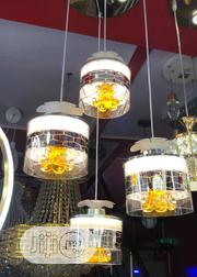 Gold Led Pendant Light Can Be Used In Sitting Room, Church,Hall,Etc   Home Accessories for sale in Lagos State, Lekki Phase 1