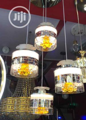 Gold Led Pendant Light Can Be Used In Sitting Room, Church,Hall,Etc