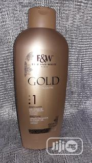 Fair White Gold Argan Radiance Shower Gel | Bath & Body for sale in Lagos State, Ikotun/Igando