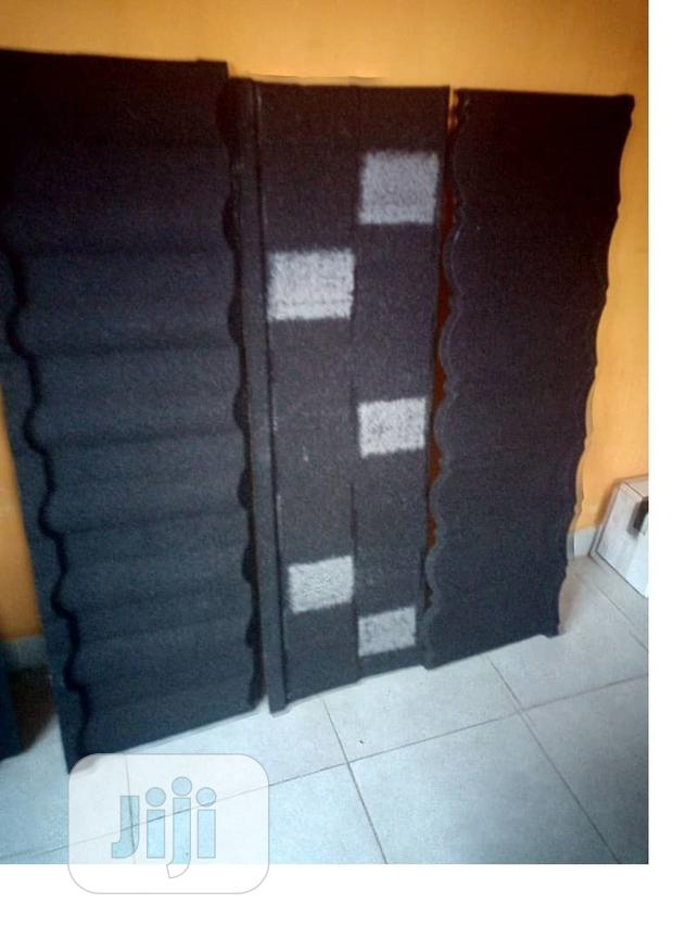 Good And Solid Stone Coated Roofing Sheet For Sale Now