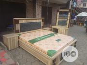 6x6bedframe and Mattress | Furniture for sale in Lagos State, Ojo
