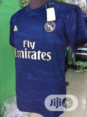 Real Madrid Away Jersey 2019/2020   Sports Equipment for sale in Lagos State, Surulere