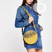 Round Shaped River Island Leather Bag | Bags for sale in Plateau State, Jos