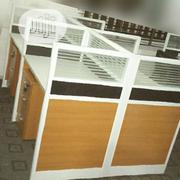 Top Class Glass Partition Wotkstation | Furniture for sale in Lagos State, Oshodi-Isolo
