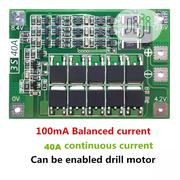 3S 40A Li-ion Lithium Battery Charger Lipo BMS Protection Board12.6V | Computer Hardware for sale in Enugu State, Enugu