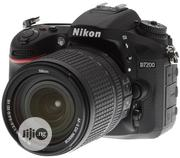Nikon D7200 With 18-140mm Lens | Accessories & Supplies for Electronics for sale in Lagos State, Ikeja