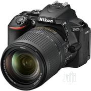 Nikon D5600 DSLR Camera With 18-55mm Lens | Photo & Video Cameras for sale in Lagos State, Ikeja