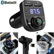 Car Mp3 Player, Bluetooth & Fm Transmitters - Black | Vehicle Parts & Accessories for sale in Lagos State, Ikeja