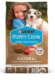 Quality Original Chow Puppy And Adult Dog Crunchy Dry Food Big Bag | Pet's Accessories for sale in Lagos State, Ajah