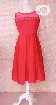 Teen Red Dress | Children's Clothing for sale in Lagos State, Ipaja