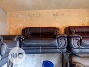 Chair 7sets Small Palour Black | Furniture for sale in Anambra State, Awka