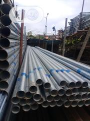 "Galvanized Steel Pipe 2"" 18feet Long 