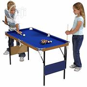 Generic Hy-Pro 4 by 6 Snooker Pool Table | Sports Equipment for sale in Abuja (FCT) State, Asokoro