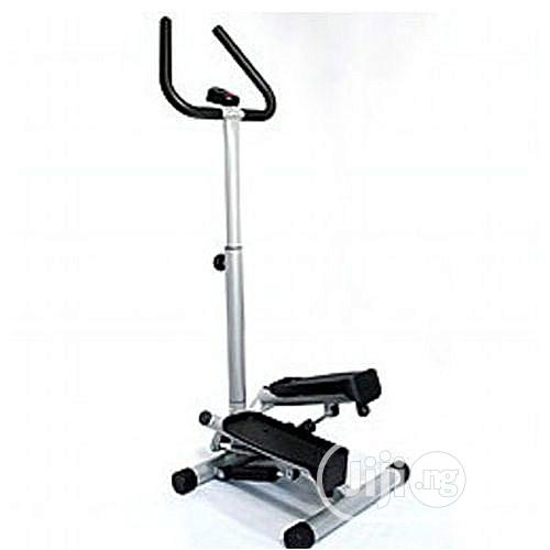 Generic Standing Stepper With LCD