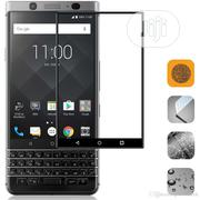 Full Tempered Glass Screen Protector for Blackberry Keyone | Accessories for Mobile Phones & Tablets for sale in Lagos State, Ikeja