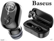 Superior Deep Sound W01 Waterproof Wireless Earbud With Charging Case | Headphones for sale in Lagos State, Ikeja