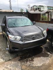 Toyota Highlander 2010 Gray | Cars for sale in Lagos State, Surulere