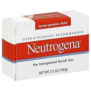 Neutrogena Facial Cleansing Bar Soap For Acne & Spot Treatment | Skin Care for sale in Lagos State, Amuwo-Odofin