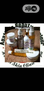 Glowing Snow Whitening Egyptian Kit | Skin Care for sale in Lagos State, Alimosho