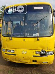 Tokunbo Hyundai Aero City 2005 Yellow | Buses & Microbuses for sale in Lagos State, Ojo