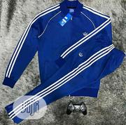 Adidas Blue Tracksuit | Sports Equipment for sale in Lagos State, Lagos Island
