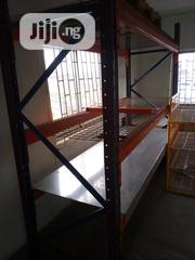 Heavyduty Pallet Heavy Duty Supermart Shelf | Building Materials for sale in Lagos State, Agboyi/Ketu