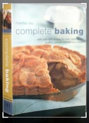 Martha Day Complete Baking | Books & Games for sale in Lagos State, Ikeja