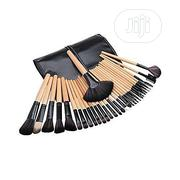 32pcs Bobby Brown Professional Makeup Brush Set Black | Makeup for sale in Lagos State, Amuwo-Odofin